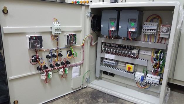 Booster Pump Malaysia - Control Panel