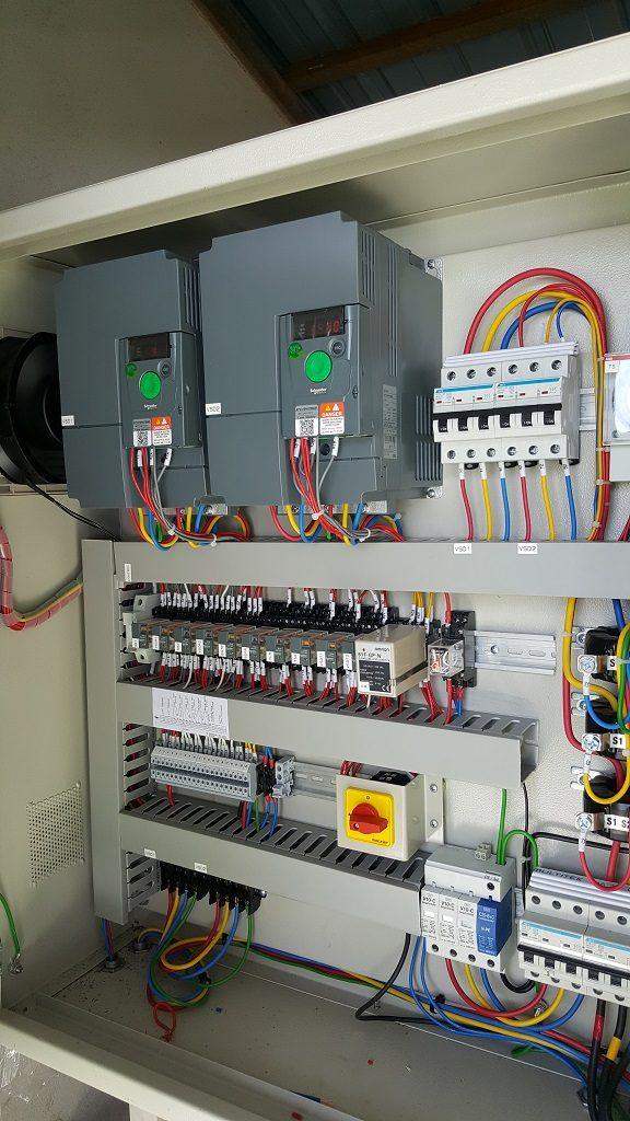 Double Inverter Panel