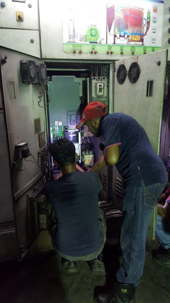 boiler inverter installation