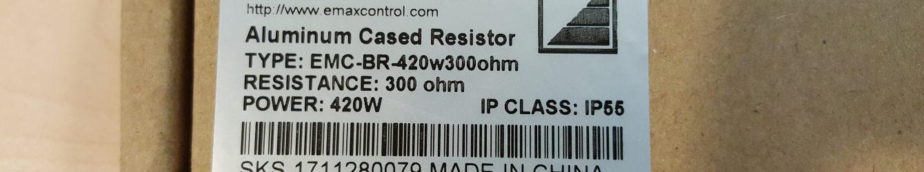 Braking Resistors Malaysia