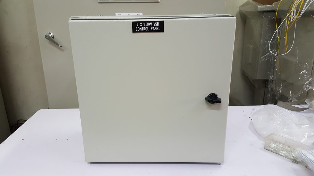 Household Inverter Panel Malaysia - Front