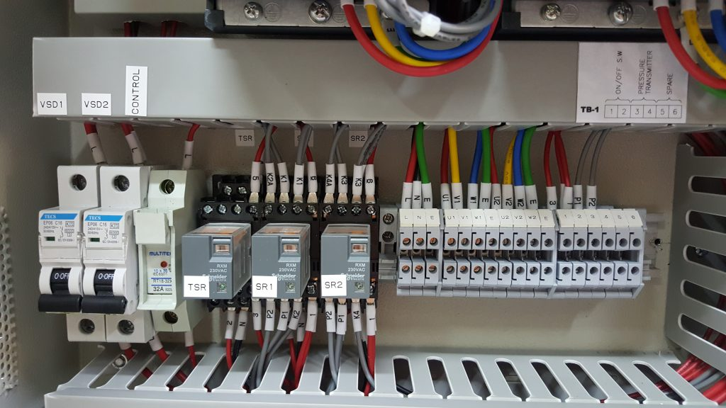 Household Inverter Panel Malaysia - Control