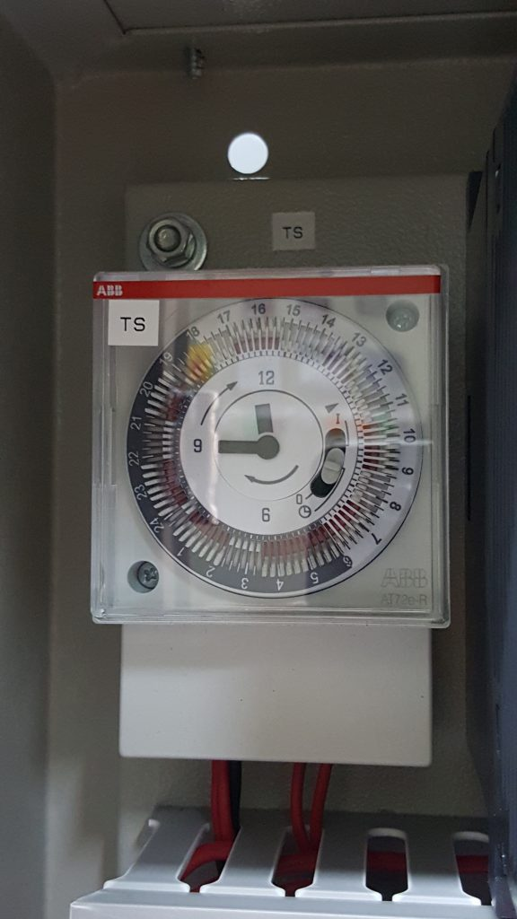 Household Inverter Panel Malaysia - Internal Timer