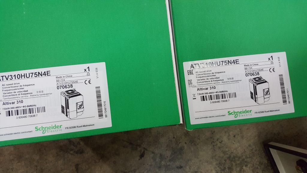 Schneider ATV310 Malaysia Inverter - Emax Control Sdn Bhd