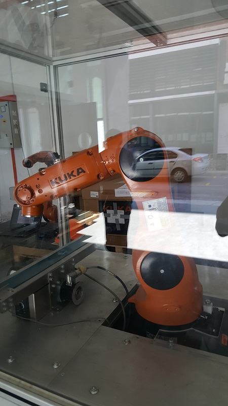 Industrial Robot Automation in Malaysia