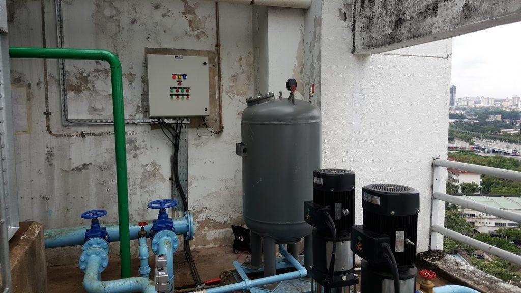 Booster Pump Malaysia Refurbish