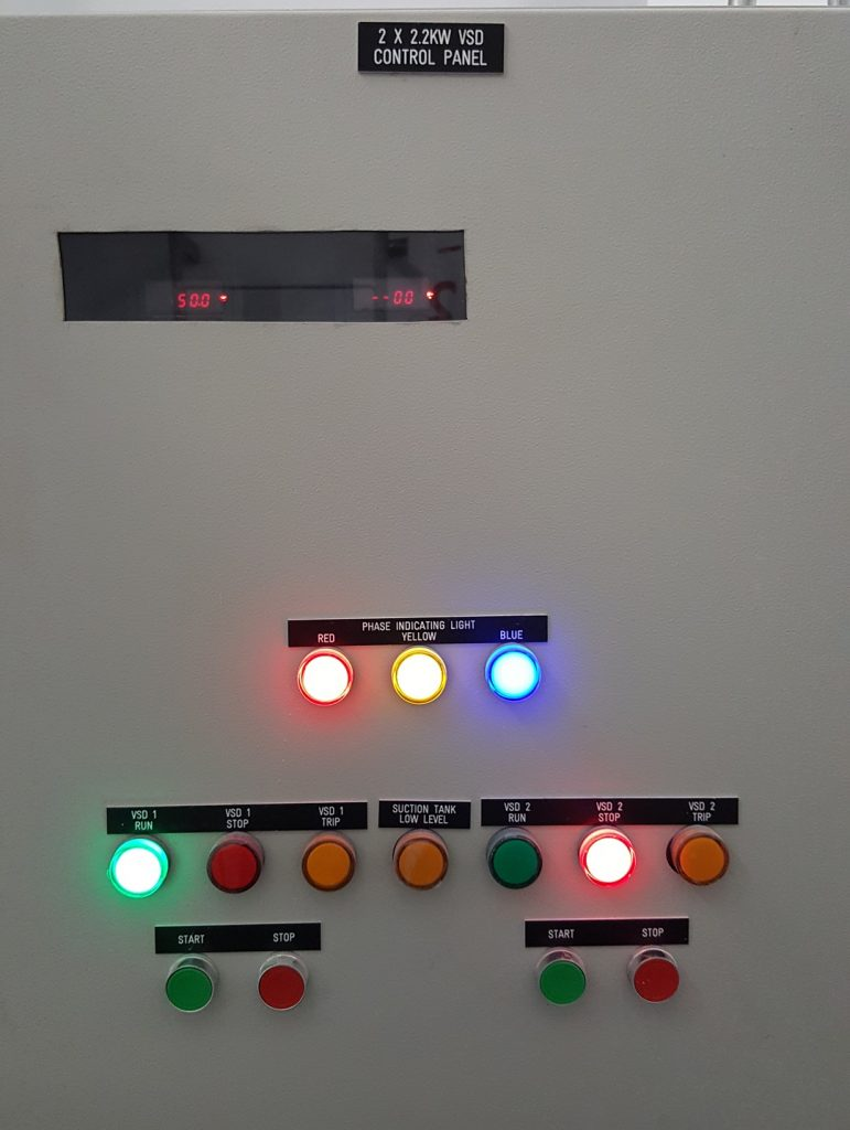 Condominium Pump Panels