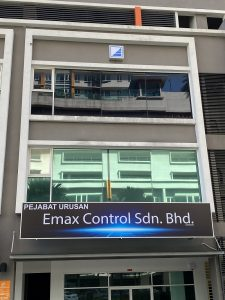 Emax Control Sales Office