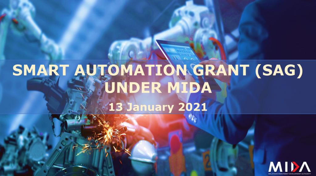 smart automation grant